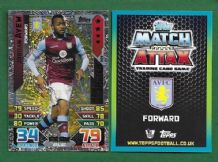 Aston Villa Jordan Ayew Ghana 369 Man of the Match